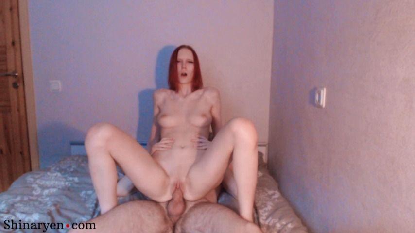 Shinaryen Redhead Big Dick Riding And Orgasm