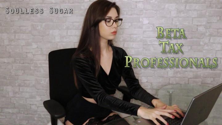 [HD] soullesssugar beta tax professionals SoullessSugar - ManyVids-00:08:33   Financial Domination,Finance,Verbal Hardcore Humiliation,Verbal Humiliation,Rejection,SFW - 380,9 MB