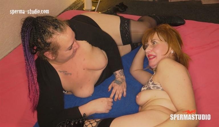 [Full HD] SperMarie And BBW Ramona Gangbang SperMarie, BBW Ramona - Sperma-Studio.Com-00:35:56 | Lesbian, 69, Mature, Blowjob, Piercing, Cumshot, Hardcore, Tattoo, Gangbang - 2,6 GB