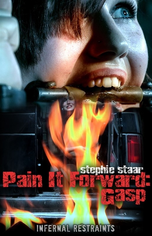 [HD] Stephie Staar. Pain It Forward Gasp Stephie Staar, OT - InfernalRestraints-00:52:15   Torture, Bondage, Humiliation, BDSM, Pain, Vibrator, Sybian - 2,8 GB