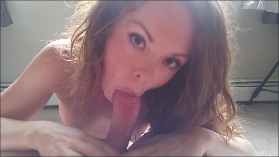 Triss Meri Beautiful Blow Job Pov