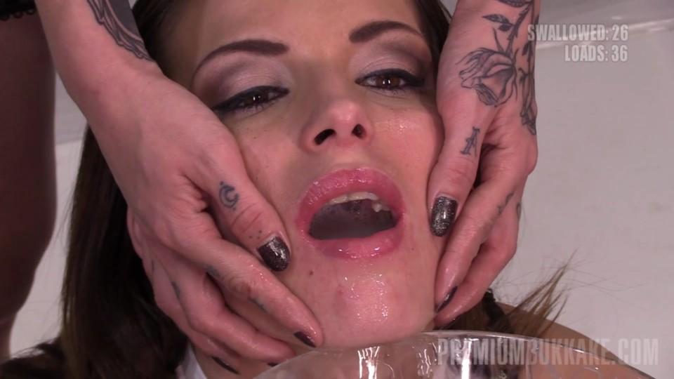 [Full HD] Victoria Daniels 2 Bukkake Victoria Daniels - Premiumbukkake.Com-00:41:08 | Blowjob, Cumshots, Sperm, Bukkake, Facial, Gokkun, Swallow - 3 GB