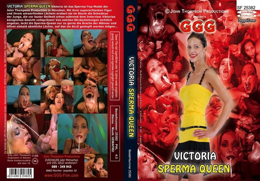 [SD] Viktoria Sperma Queen Mix - GGG-01:29:35 | Anal, GangBang, Bukkake, Cumshots, Rimming - 698,7 MB