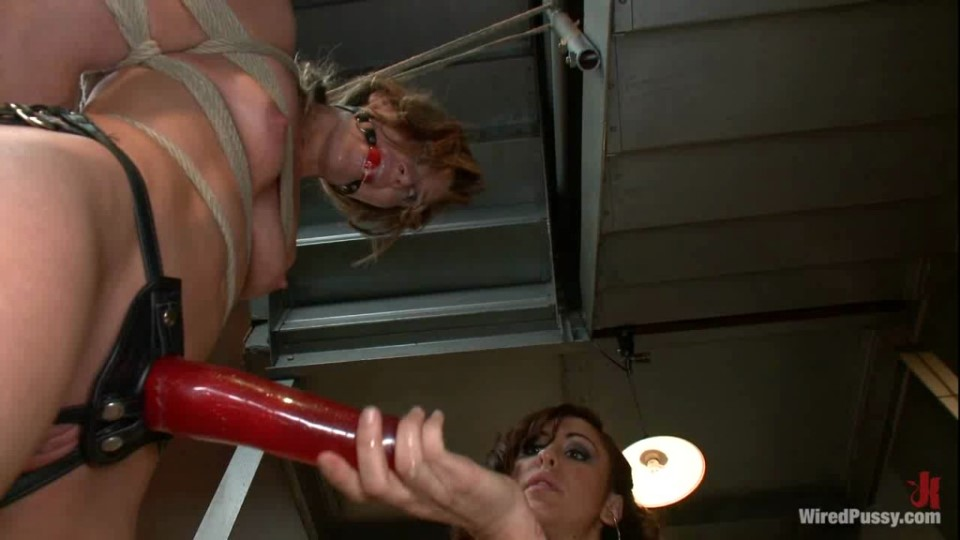 [HD] Wiredpussy.Com Aug9 2010 Princess Donna Dolore And Ariel X Princess Donna Dolore - SiteRip-00:51:23 | Bdsm - 602,7 MB